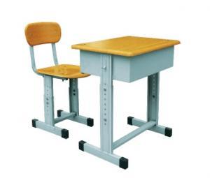 12HC-155 升降单人课桌椅