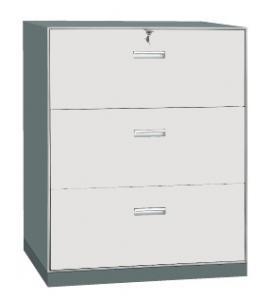 15ZB-11 新型三抽文件柜